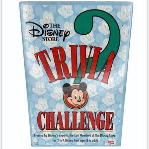 The Disney store trivia challenge
